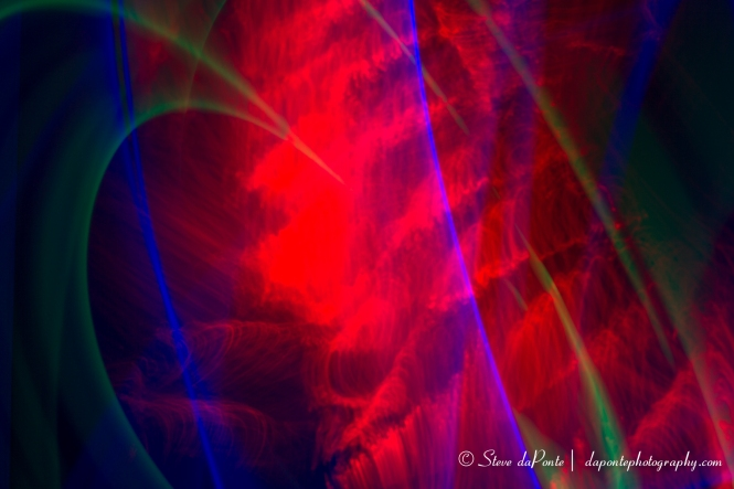 Abstract #32, Photographic Light Painting